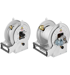Motorized hose reels - s. 600