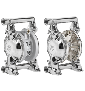 DIAPHRAGM PUMPS - IN AISI 316 STAINLESS STEEL