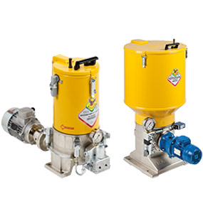 Centralized lubrication system - dual line 20