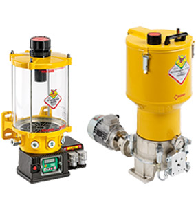 Centralized lubrication system - progressive 30