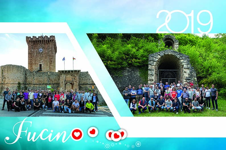 RAASM IN ABRUZZO FOR... LOVE!
