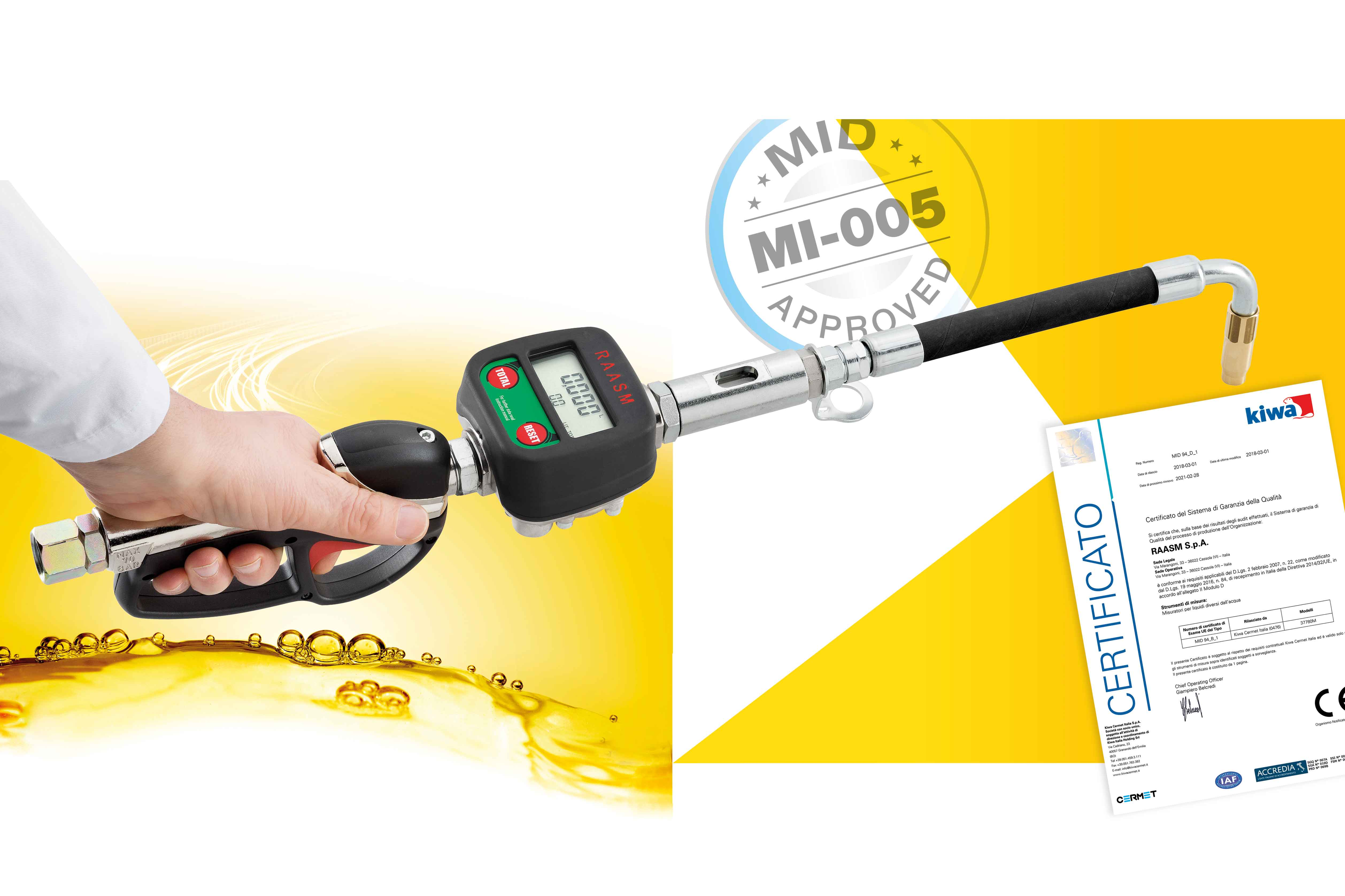 ENTER YOURSELF TOO IN THE MID WORLD WITH THE NEW RAASM DIGITAL METERS