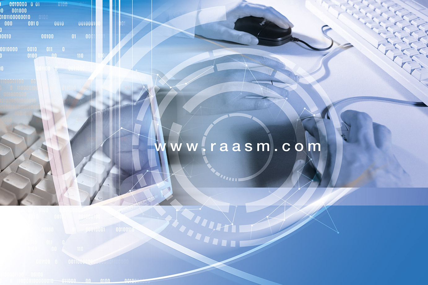THE NEW RAASM WEBSITE