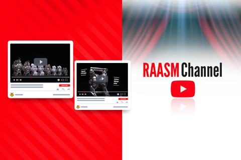 NEW VIDEOS FOR RAASM DIAPHRAGM PUMPS